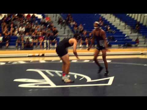 Cerritos College vs Mt. Sac dual149 pounds