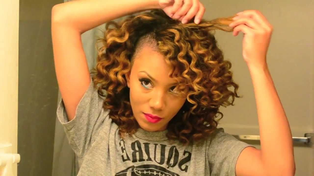 How To Get Perfect Bantu Knot Out Results On Dry Natural