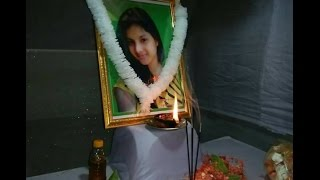 Sonali Sarkar a student of M.C College Barpeta,who lost her life due to wrong teatment