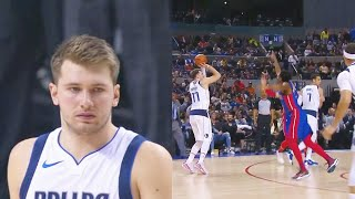 Luka Doncic MURDERS Entire Pistons With Unreal 41 Points, 12 Rebs, 11 Assists! Mavericks vs Pistons