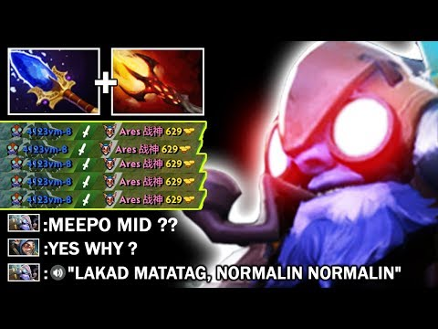 When Meppo Spammer Meet Miracle - Tinker Lakad Matatag, Normalin Normalin