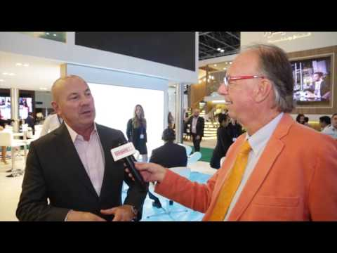 Serge Zaalof, managing director, Atlantis, The Palm