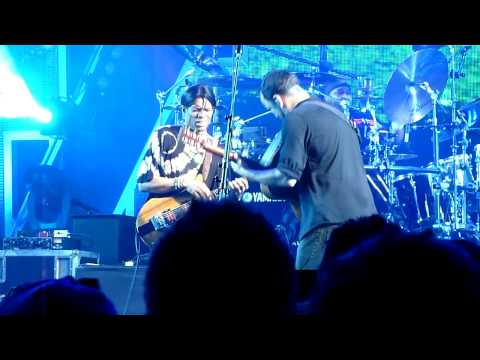 Alpine Valley - Dave Matthews Band - Dreaming Tree w/ Stanley Jordan - 7/7/2012
