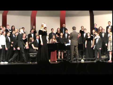 Red Mountain High School Choir Concert : fun. Medley Conducted By Danny Blankemeier
