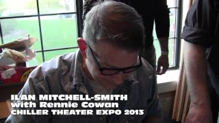 SUPERBOY THEATER SHOW Ep. 21 - Ilan Mitchell-Smith autographs Superboy items at the Chiller show!
