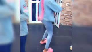 Zanku dances on foreign music