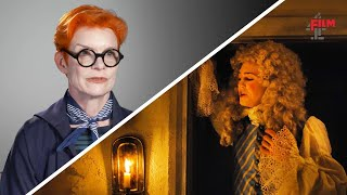 Sandy Powell talks costume design in The Favourite | Film4 behind the scenes