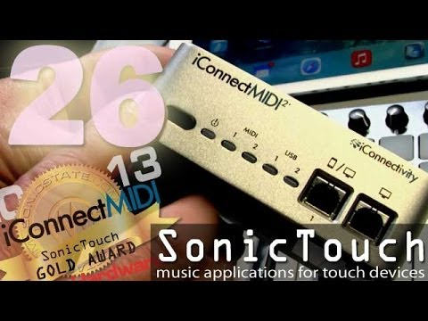Sonic Touch 26 - iConnect MIDI Changes Everything