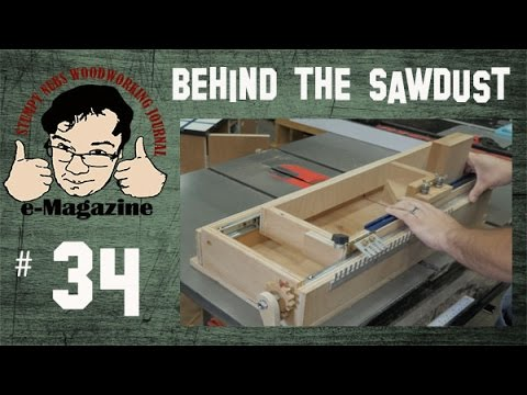 The Evolution of the Homemade Box Joint Jig