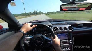 2019 Ford Mustang GT - Test Drive Experience