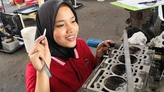 day 3, Worldskills Malaysia Belia (Pre Qualifying Round) Trade Automobile Technology 2019