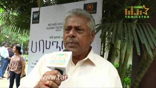 Delhi Ganesh At Papanasam Movie Press Meet