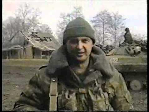 Первая Чеченская Война - Википедия