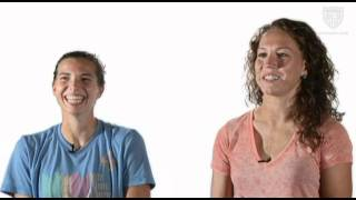 WNT Player Profiles: Tobin Heath and Lauren Cheney