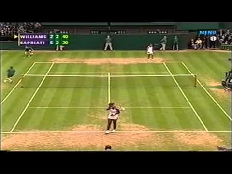 Serena Williams v. Jennifer Capriati | 2003 Wimbledon Quarterfinal