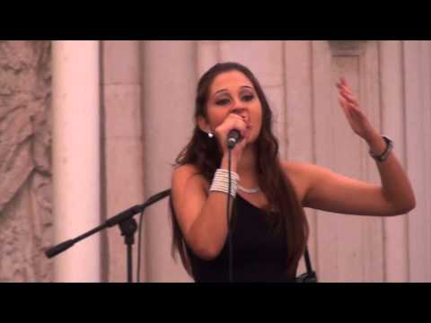 Incontro con la bella Gabriella Aruanno a Molfetta il 9-9-2014