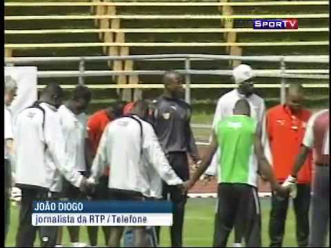 Togo's football team bus is attacked in Angola, Time de Futebol do Togo sofre atentado em Angola.