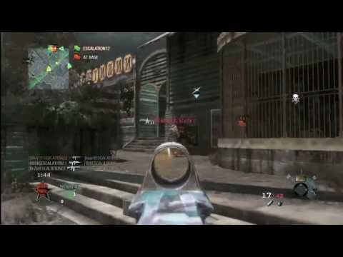 Black Ops Escalation Map Pack 2 Gameplay: Zoo & Hotel [HD]