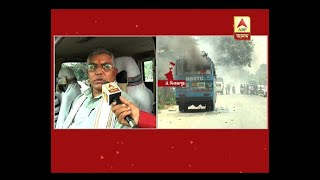 Dilip Ghosh blames TMC over sporadic trouble during strike called by BJP
