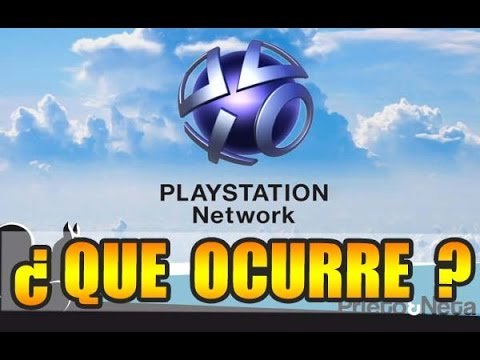NUEVA INFO: Playstation Network: Que es lo que está ocurriendo AHORA MISMO