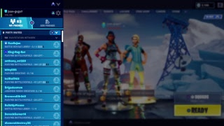 Fortnite, BR family friendly stream, Clan battle