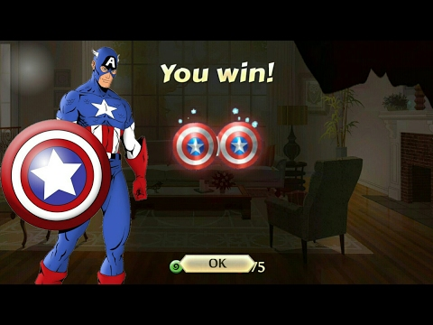 HOW TO WIN DUAL CAPTAIN AMERICA SHIELD FOR FREE - Shadow Fight 2
