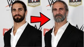 WWE Superstars Hilarious 'Old Face' TRANSFORMATION | Undertaker, Roman Reigns, etc. Are URGLY