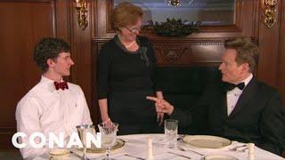 Download Song Conan Enrolls In Southern Charm School - CONAN on TBS Free StafaMp3