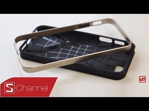Schannel - Tổng hợp các ốp lưng mới dành cho iPhone 5, iPhone 5S - CellphoneS