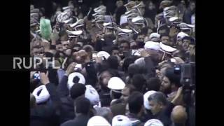 Download Lagu Iran: Mourners honour former Iranian President Rafsanjani in Tehran Gratis STAFABAND