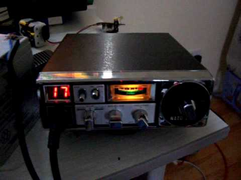 80 meters (80m) AM on a CB Radio PART 2 - No Modification needed
