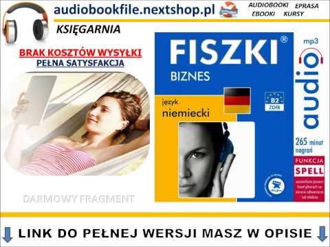 NAUKA NIEMIECKIEGO PRZEZ SŁÓWKA - Biznes - FISZKI AUDIO - MP3