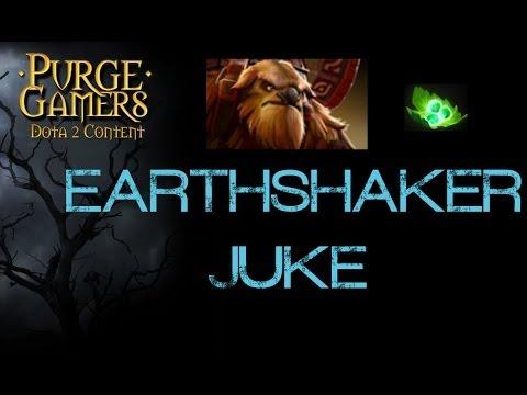 Dota 2 Earthshaker Juke