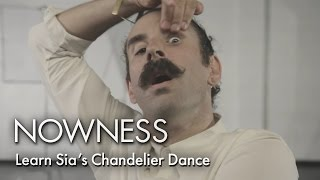 Learn Sia's Chandelier Dance with Ryan Heffington