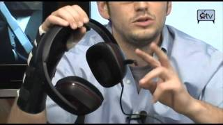Plantronics GameCom 367 Closed-Ear Gaming Headset