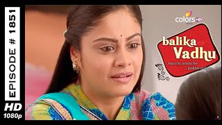 Balika Vadhu - 25th March 2015 - ?????? ??? - Full Episode (HD)