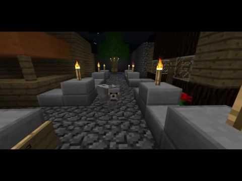 Minecraft Mój zamek