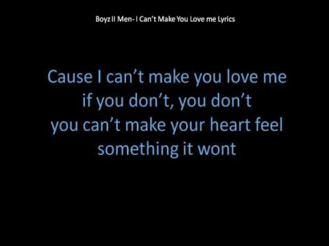 Can you make a man love you