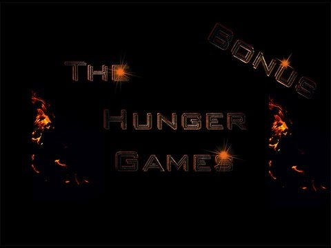 •BONUS• Hunger games ~Minecraft