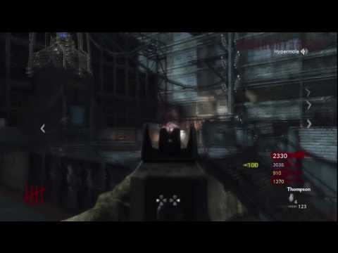 Call of Duty: World at War Nazi Zombies Der Riese 1 Hour Challenge Series Part 1
