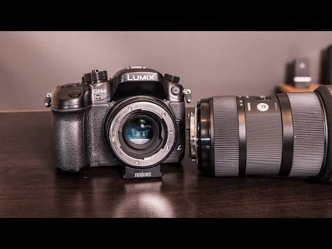 Favorite lens for the GH4 & Metabones Speedbooster Review