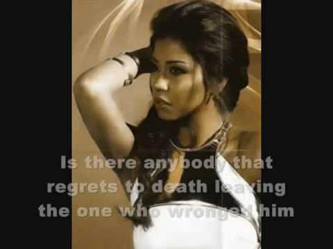 Shereen Ahmed - Khallitni Akhaf خلتنى اخاف 2009♥english Subtitles♥ Arabic Sad Love Song video