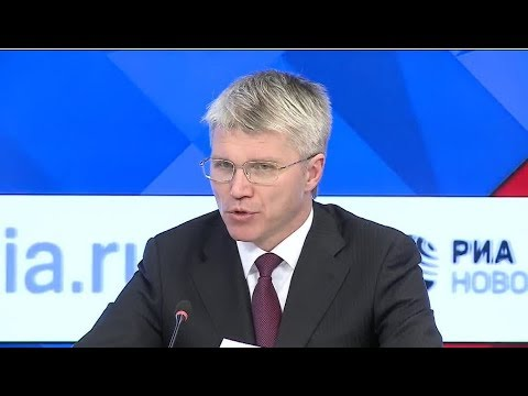 Пресс-конференция Павла Колобкова в МИА «Россия сегодня»
