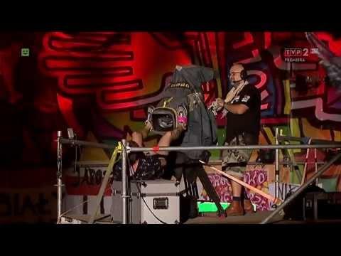 ENTER SHIKARI - Zzzonked [Live in Poland 2013]