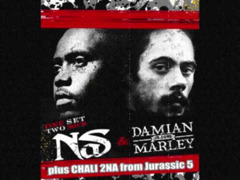 Nas & Damian Marley - Patience - HQ (official entourage/audiograbber dizz)