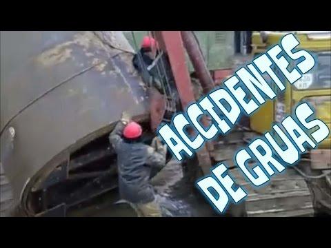Espectaculares Accidentes De Gruas