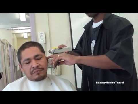 Haircutting: Skin Tight Fade  clipper cut by Vaughn the Fade Artist