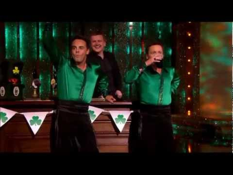 Ant & Dec do Riverdance (Ant & Dec's Saturday Night Takeaway)