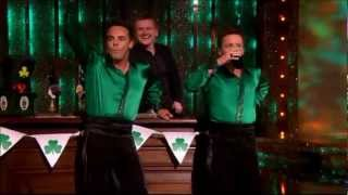 Ant & Dec do Riverdance (Ant & Dec