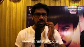 Charan Selvam At Thiruttu Rail Movie Team Interview